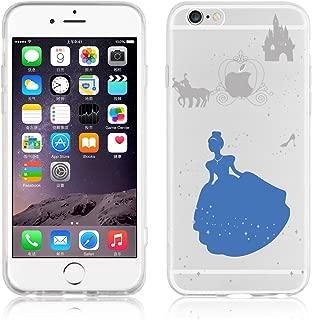 硅胶素描 iPhone 6 Plus Girlie1704CIN iPhone 6 / 6s Plus 5.5 Inch Princess