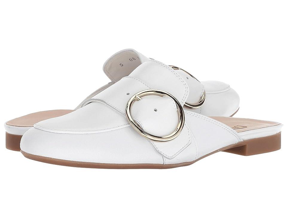 Paul Green Simona (White Leather) Women