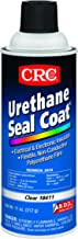 CRC Urethane Seal Coat Viscous Liquid Coating, 250 Degree F Maximum Temperature, 11 oz Aerosol Can, Clear - 18411