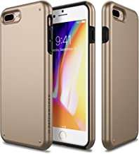 iPhone 8 Plus Case, Patchworks [Chroma Series] Hybrid Soft Inner TPU Hard Matte Finish PC Back Cover Military Grade Drop T...