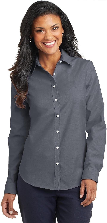 Port Authority Women's Professional SuperPro Oxford Shirt