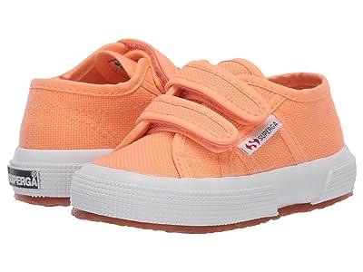Superga Kids 2750 JVEL Classic (Toddler/Little Kid) (Melon) Kids Shoes