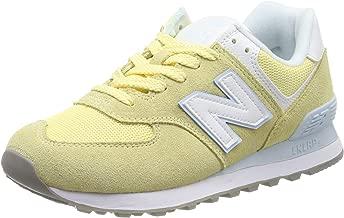 zapatillas new balance mujer amarillas
