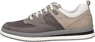 IGI&Co Sneaker Pelle Grigio Scuro