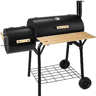comprar comparacion TecTake Barbacoa Barbecue Grill con Carbón Vegetal Parrilla Fumador - Varios Modelos - (Grill con carbón Vegetal Parrilla ...