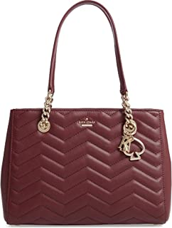 Kate Spade New York Reese Park Small Courtnee Quilted Leather Shoulder Bag
