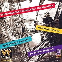 Korngold, E.W.: Sea Hawk (The) / Symphony in F-Sharp Major