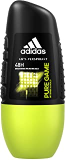 adidas Pure Game Anti-Perspirant Roll-On For Him 50 ml