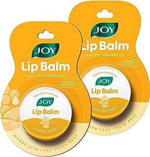 Joy Almond Honey Lip Balm | Goodness of Honey Almond | Lip Repair & Essential Lip Care | Deep Nourishing & Moisturization...