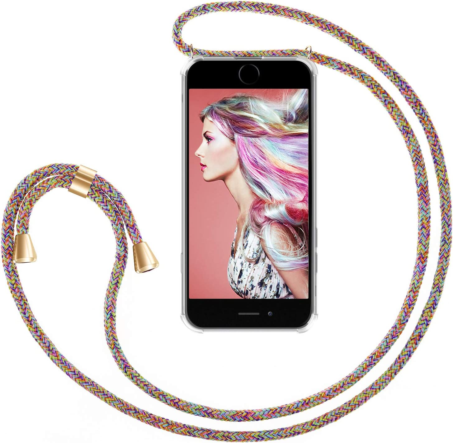 ZhinkArts Smartphone Seattle Mall Necklace Case Compatible iPhone with Apple Price reduction