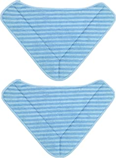 Replacement Steam Mop Pads for ThermaPro Elite 12 in 1 PurSteam Therma Pro 411(2PCS)