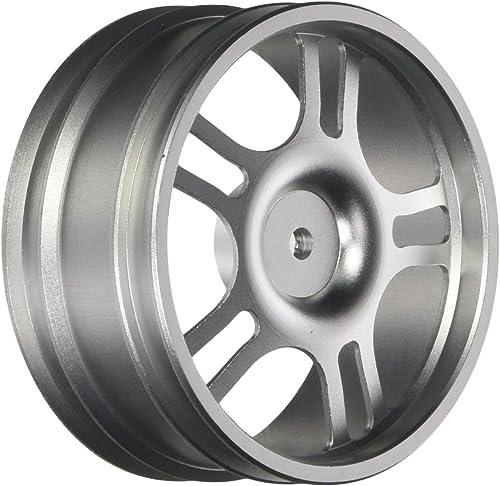 rotcat Racing Aluminium Vorderr r (2 ück), Silber