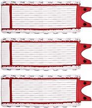 Microfiber replacement mop pads for Vileda 1–2 spray mops, suitable for O Cedar mop
