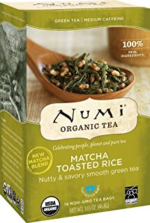 Best numi toasted rice green tea Reviews