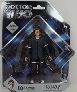 Doctor Who Highly Detailed 10th Doctor in Blue Suit 5