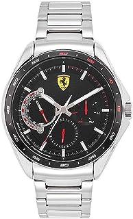 Scuderia Ferrari MEN'S BLACK DIAL STAINLESS STEEL WATCH - 870037 0870037
