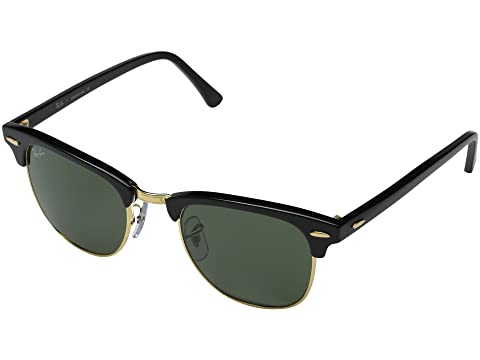96c61cfe6c Ray-Ban RB3016 Clubmaster 49mm at Zappos.com