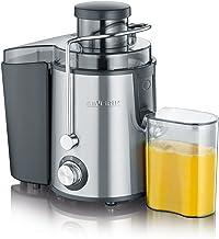 Severin ES 3566 Juicer, 400 W, 500 ml, Zwart/Roestvrij Staal