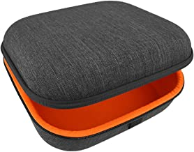 Headphones Case for AKG K514, K512, K511, K540, K44, K77, K99 and More/Headphone Full Size Hard Shell Large Carrying Case/Headset Travel Bag with Space for Cable, AMP, Accessories