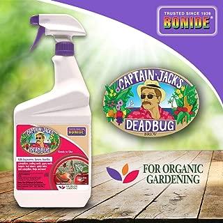 Bonide (BND250) - Captain Jack's Dead Bug Brew, Ready to Use Insecticide/Pesticide (32 oz.)