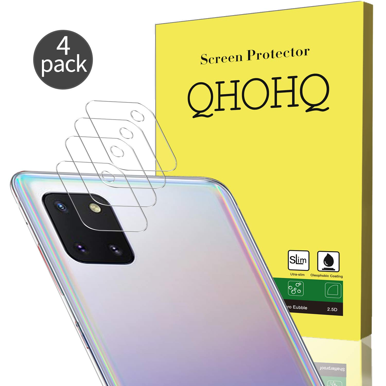 QHOHQ Protector de Lente de cámara para Samsung Galaxy Note 10 ...