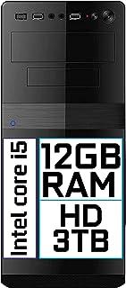 Computador Intel Core i5 12GB HD 3TB EasyPC Go
