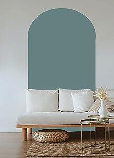 MINICK Arch Wall Decal Decor Sticker - Boho Wall Decor Sticker, Boho Decal, Wall Decals for Living Room, Wall Mural Boho D...
