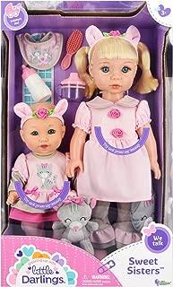 Little Darlings Sweet Sisters Doll