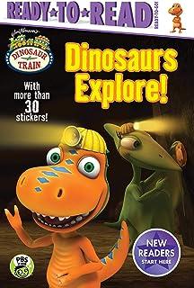 Dinosaurs Explore! (Dinosaur Train: Ready to Read, Ready-to-Go!)