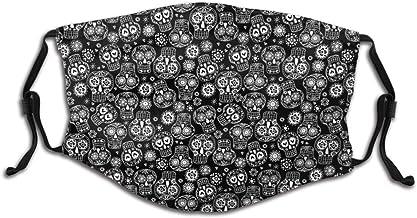Sugar Skulls Laura May Designs. Het stofmasker kan...
