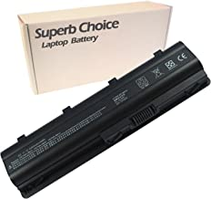 Compatible with HP Pavilion G7-1150US G7-1167DX dv6-3236nr dv7-4060us Laptop Battery - Premium Superb Choice 6-Cell Li-ion Battery
