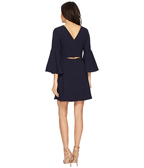 Back O with Back Flare Out Dress Open Sleeve J Cut A PwBRBZ