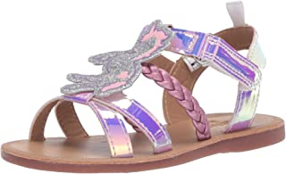 Toddler and Little Girls Sparkie Fashion Sandal