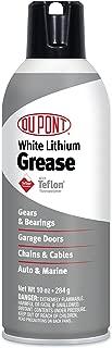 DuPont Teflon White Lithium Grease