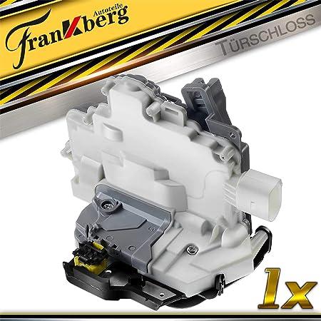 Stellmotor Türschloss 7 Polig Mit Safe Lock Hinten Rechts Für A3 8p A4 8e A6 4f A8 4e R8 Exeo 3r 4 5 Türer 2002 2013 8e0839016aa Auto
