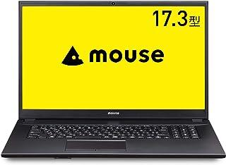mouseノートパソコン 17.3型フルHD(Corei3 1005G1/8GB/256GB/1TB/Win10)MB-UG381SHZM【Windows 11 無料アップグレード対応】