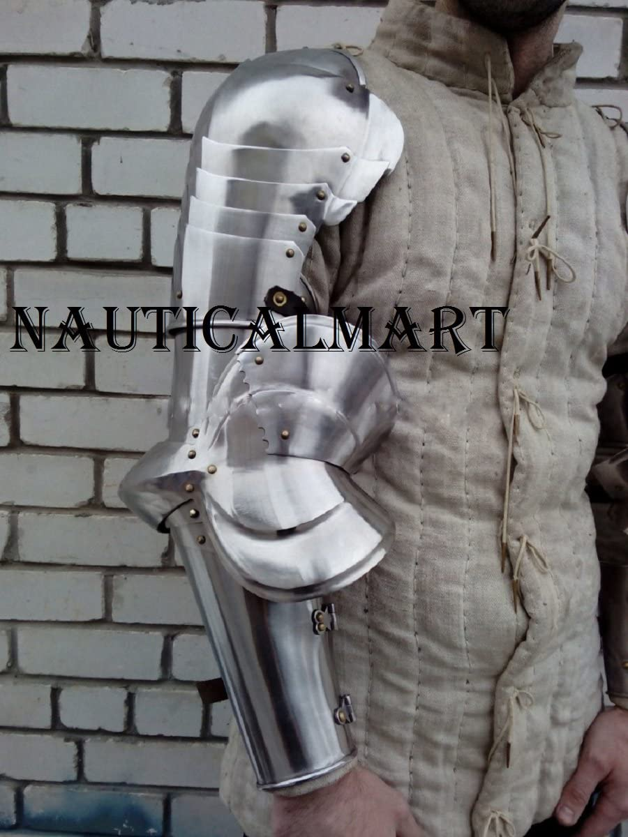NAUTICALMART Complete Medieval Knight Arms Armor Set Animer and price low-pricing revision