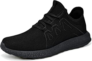 Men's Athletic Shoes Lightweight Sneaker Walking Tennis Slip On Shoes Wide Fashion Sneakers Running Work Shoes