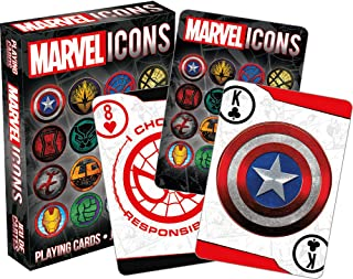 Aquarius Marvel Icons Playing Card