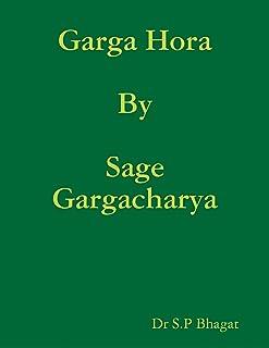Garga Hora By Sage Gargacharya (English Edition)