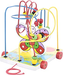 Canoe Butterfly Counting & Slider Maze Toy - CT201216RJ90, Multi Color