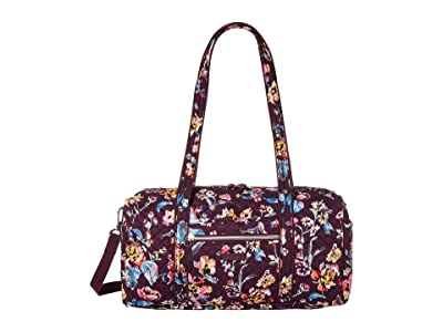 Vera Bradley Iconic Small Travel Duffel (Indiana Rose) Duffel Bags