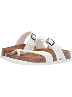 Betula Licensed by Birkenstock White Shoes