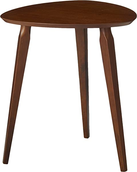 Christopher Knight Home 299915 Finnian Walnut Wood End Table