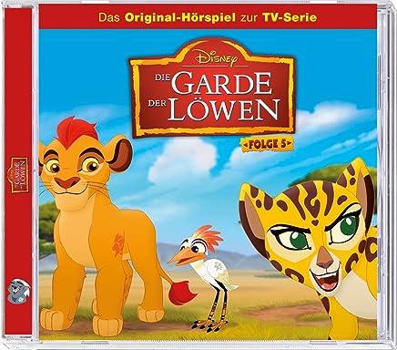 Disney - Die Garde der Löwen 05: Beshti und der kleine Elefant / Der Schrei des Drongos