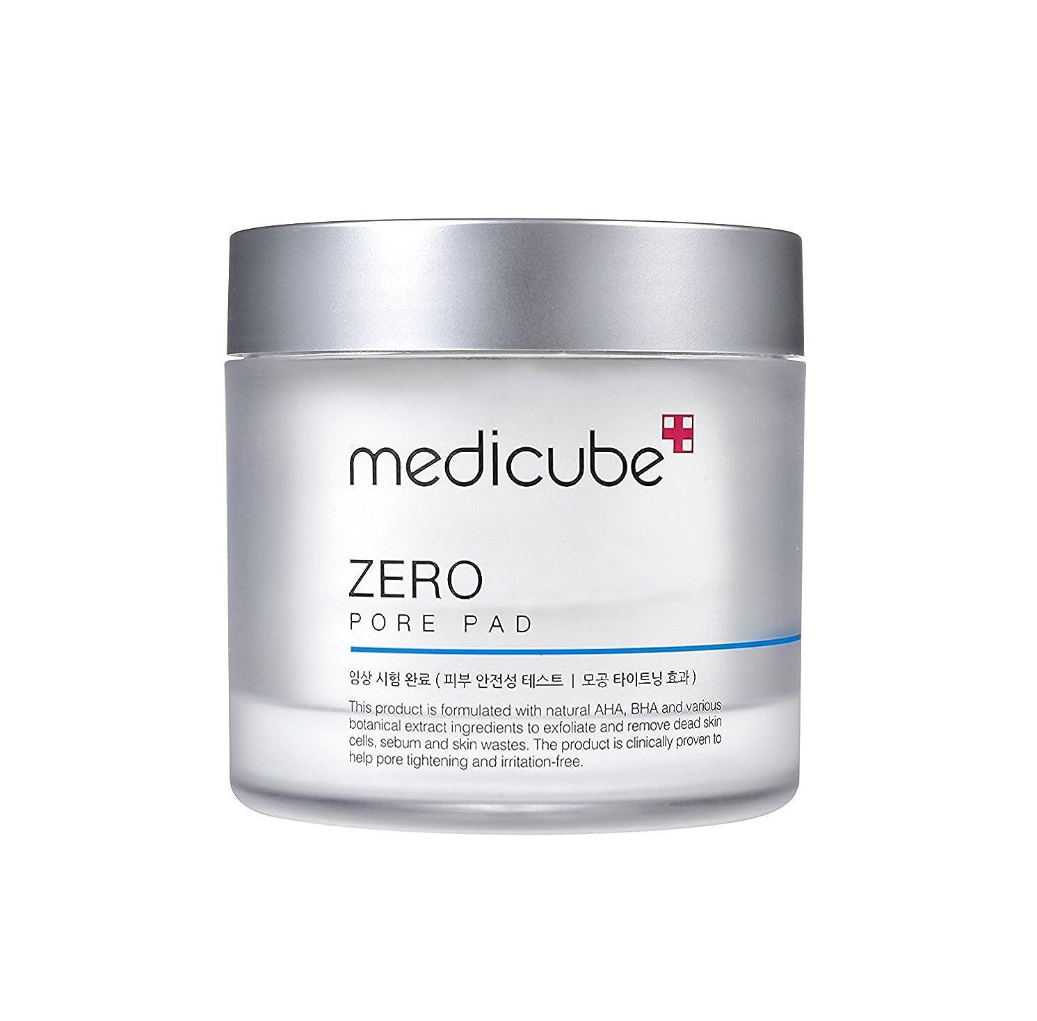 オーバードロー長椅子ドメイン[Medicube]Zero Pore Pad / ゼロ毛穴パッド / 正品?海外直送商品 [並行輸入品]