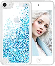 Maxdara iPod Touch 5 6 7 Case, Glitter iPod 5th 6th 7th Generation Case for Girls..