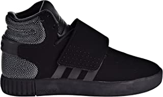 adidas Originals Kids' Tubular Invader Strap J Sneaker