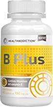 Complejo B HealthAddiction B Plus 60 tabletas de 700mg