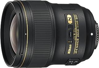 Nikon AF-S NIKKOR 28mm f/1.4E ED Lens - Black